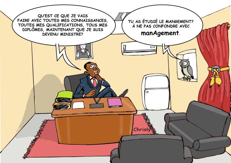 Presse Tchadienne